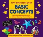 First Preschool Book - Basic Concepts