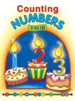 Buy Counting Numbers - 1 to 10