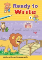 Buy Ready to Write - Book 4