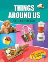 Buy Things Around Us Sticker Book