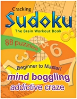 Buy Sterling - Cracking Sudoku The Brain Workout Book