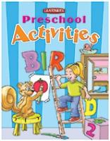 Buy Sterling - Preschool Activities Book Blue