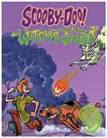 Scooby Doo - Scooby Doo And The Witchs Ghost
