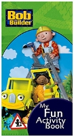 Buy Bob the Builder -  My Fun Activity Book