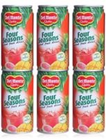 Del Monte Four Seasons Mixed Fruit Juice Cans Pack