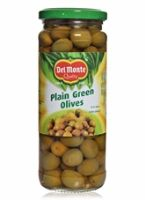 Del Monte - Plain Green Olives