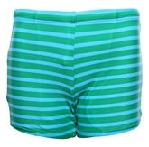 Stripes Printed Swimming Trunk