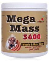 Mapple - Mega Mass 3600 Chocolate Flavour