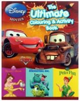 Disney Movies The Ultimate Colouring & Activity Book