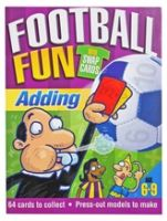 Football Fun With Swap Cards Adding