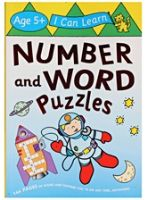 I Can Learn Number And Word Puzzles