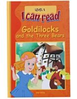I Can Read Goldilocks And The Three Bears Level 2