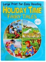Holiday Time Fairy Tales 4 in 1