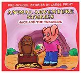 Buy Animal Adventure Stories Jack And The Treasure