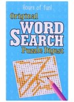 Buy Hours Of Fun Original Word Search Puzzle Digest