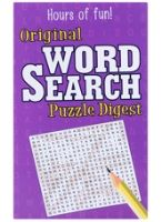Buy Original Word Search Puzzle Digest - Purple