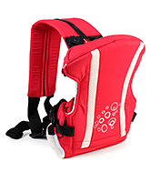 Fab N Funky - Baby Carrier Kangaroo Style Red