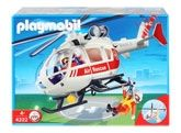 Playmobil - Medical Copter