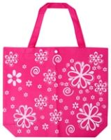 Multi-Utility Bag - Flower Print Light Pink