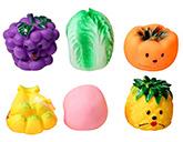Mix Fruits Bath Toys