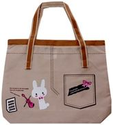 Multi Utility Bag - Rabbit And Guitar