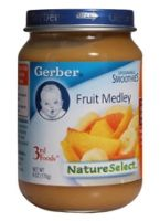 Gerber - Nature Select 3rd Food Fruit Medley
