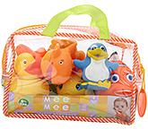 Mee Mee Bath Toys - Set Of 10