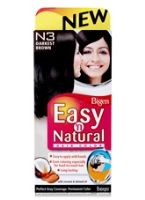 Bigen Easy 'n Natural Hair Color - N3 Darkest Brown