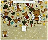 Fab N Funky Multi Utility Bag - Bee Mine