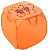 Storage Bag - Butterfly Print Spacious Enough To Hold Toys And Other Knick Knacks