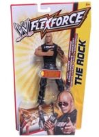 WWE Flex Force  Hook Throwin' The Rock