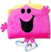 Mr. Men & Little Miss  -  Little Miss Chatterbox 24 Inch, Soft And Cuddly Plush Toy