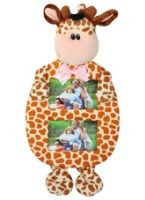 Photo Frame - Giraffe Shape