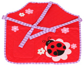 Stephen Joseph - Quilted Apron Lady Bug