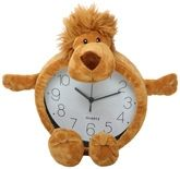 Wall Clock - Lion Shape Brown