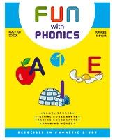 Fun With Phonics - Book 1