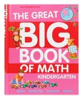 The Great Big Book Of Math Kindergarten
