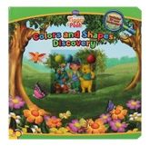 Disney My Friends Tigger Pooh - Colors N Shapes Discovery
