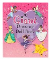 My Giant Dress - Up Doll Book