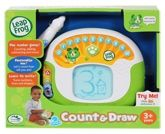 Leap Frog - Count & Draw Numbers