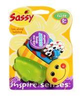 Sassy - Link Along Ladybug 0 Months+, Inspires Taste, Link-me Along Coolin' Tee...
