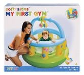 Intex - Soft Sides My First Play Gym Baby