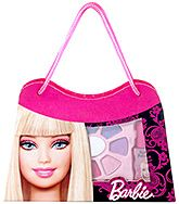 Barbie hand bag with Cosmetics