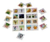 Frank - Puzzle - Opposites Early Learner 3 Years , 24 Self-correcting, 2 Piece Puzzles