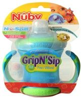 Nuby - No-Spill Grip'N Sip