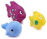 Nuby Plastic Fun Fish Squirters