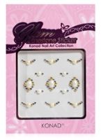 Konad Glam Rhinestone Nail Art Sticker