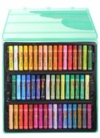 Camel - Oil Pastels 50 Shades With Reusable Plastic Pack