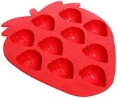 Ice Tray  -  Strawberry Design Fabulous Duck Design Ice Tray For Your Kids