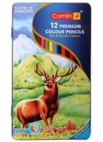 Camlin - Colour Pencil An amazing set of 12 premium color pencils